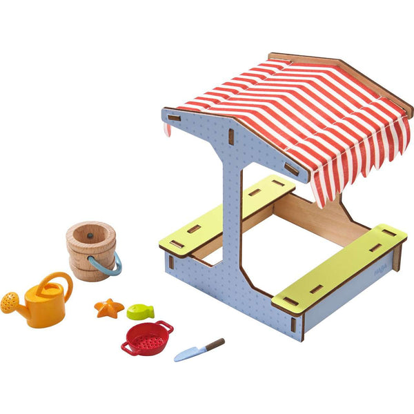 Haba ~ Dollhouse Play Set Sandbox