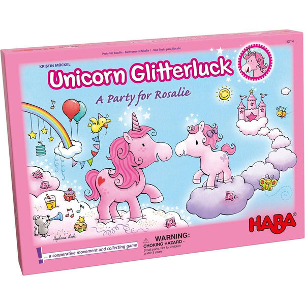 Haba Unicorn Glitterluck - A Party for Rosalie