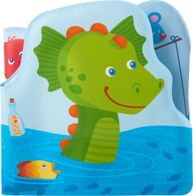 Haba Bath Book Water Dragon Fridolin