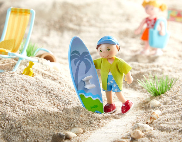 HABA - Little Friends - Colin the Surfer