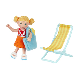 HABA - Little Friends - Tina The Beachgoer