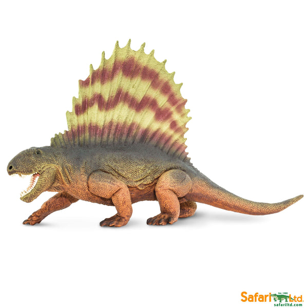 Safari LTD | Wild Safari Prehistoric World ~ DIMETRODON