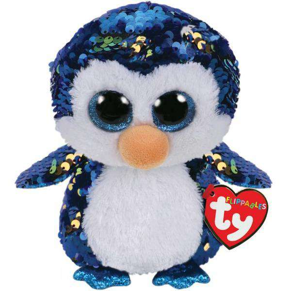 TY Beanie Babies Flippables ~ Payton
