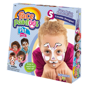 Play Monster | Face Paintoos ~ Pet Pack