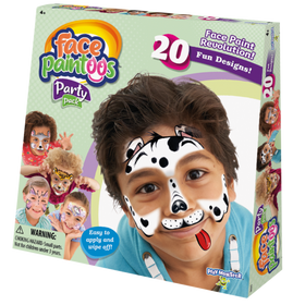 Play Monster | Face Paintoos ~ Party Pack