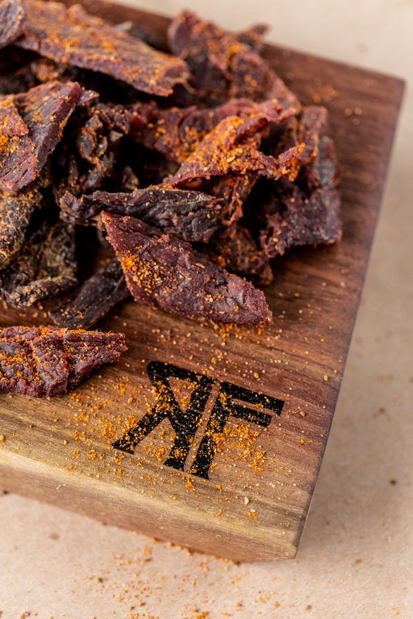 Righteous Felon Craft Jerky  - Maryland Monroe Beef Jerky