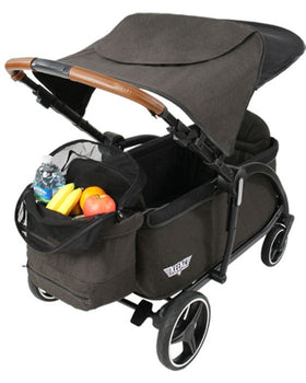 Keenz Class Stroller Wagon ~ Black *ships in JANUARY 2021*