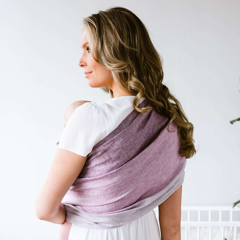 d91bc614378 Lillebaby Ring Sling - Pomegranate – Mom s Milk Boutique