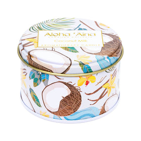 Maui Soap Co. Candle Tin - Coconut Milk
