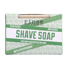 Rinse Bath Body Inc - Soap - Speppermint Shave