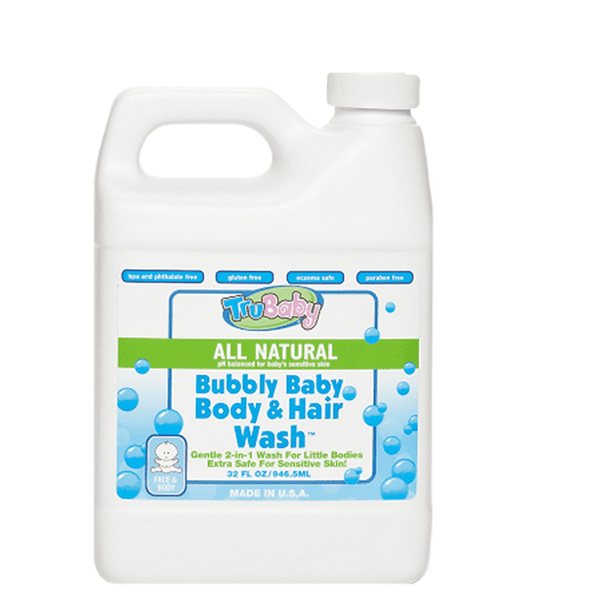TruBaby | Baby Body & Hair Wash