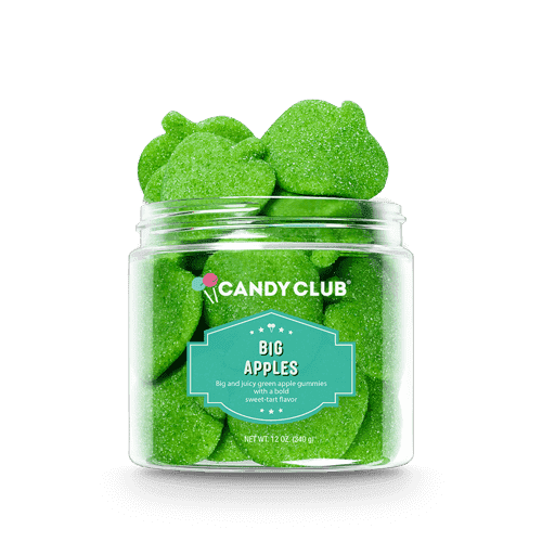 Candy Club ~ Big Apples