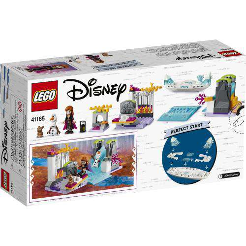 Lego | Disney ~ Anna's Canoe Expedition