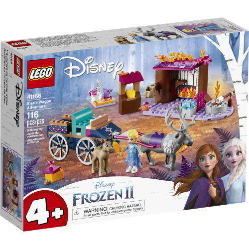 Lego | Disney ~ Elsa's Wagon Adventure