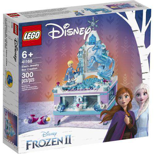 Lego | Disney ~ Elsa's Jewelry Box Creation