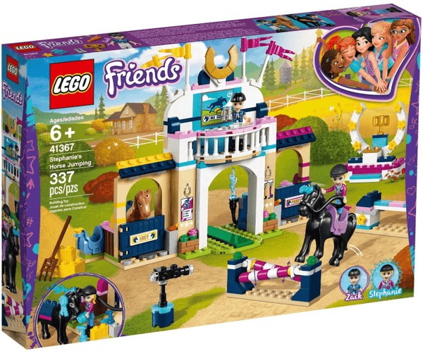 Lego | Friends - Stephanie's Horse Jumping