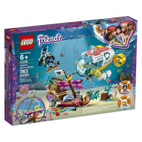 Lego | Friends ~ Dolphins Rescue Mission