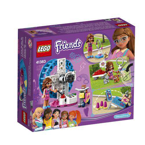 Lego | Friends ~ Olivia's Hamster Playground