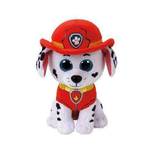 TY Beanie Babies | Beanie Boos | Paw Patrol Collection ~ Marshall