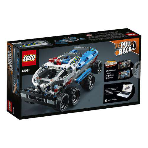 LEGO Technic | Police Pursuit