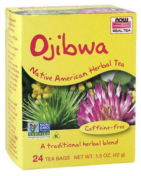 Now Solutions | Ojibwa Herbal Cleansing Tea