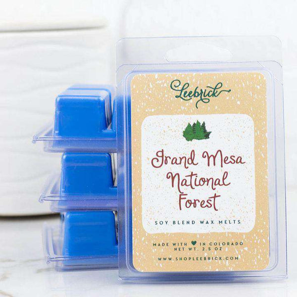 Leebrick - Grand Mesa Forest Wax Melts