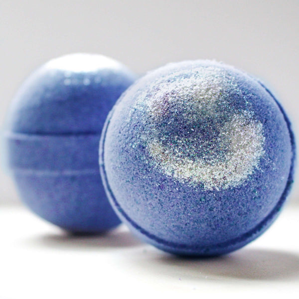 Nestingzone Apothecary  - Patchouli (Star Night Bath Bomb)