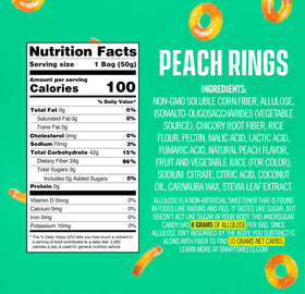 Smart Sweets | Peach Rings