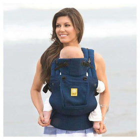 Lillebaby Carrier | Airflow All Navy