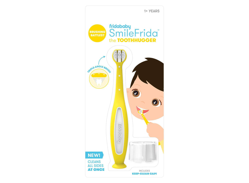 SmileFrida | The ToothHugger ~ Yellow