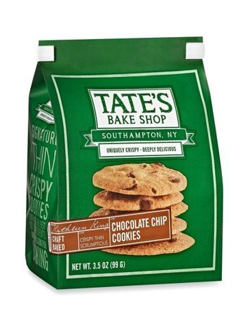 Tate's Bake Shop ~ Chocolate Chip Cookies