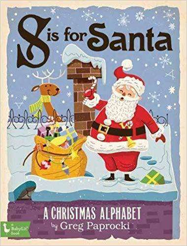 BabyLit Book | S is for Santa