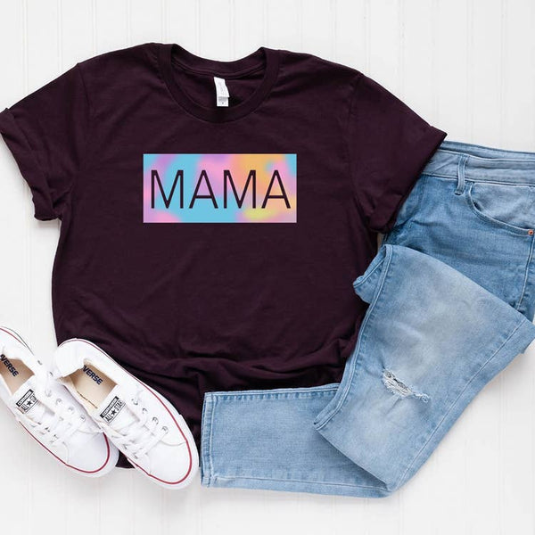 MidWest Tees | Colorful Mama