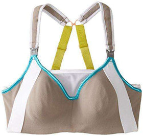 Cake Lingerie | Flex-Wire Sports Nursing Bra | Lemon Zest