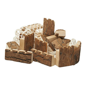 Gluckskafer Toys~ Branchwood Castle Blocks