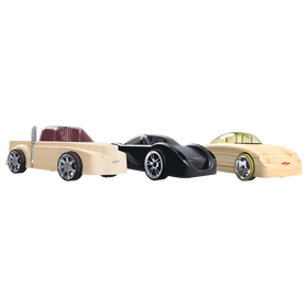 Automoblox Mini Series ~ 3 Pack (Rex, Fang, Manta)