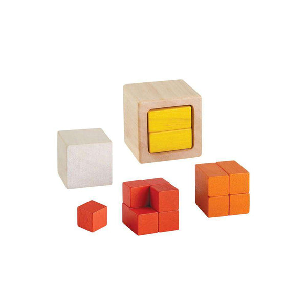 PlanToys | Fraction Cubes