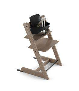 Stokke Tripp Trapp High Chair Set | Ash Taupe *ships 1-2 weeks*