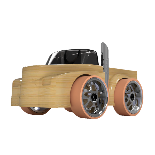 Automoblox | Micro Series ~ T18L Rumbler