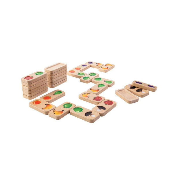 PlanToys | Fruit & Veggie Domino