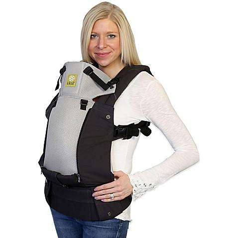 Lillebaby Carrier All Seasons | Charcoal + Silver