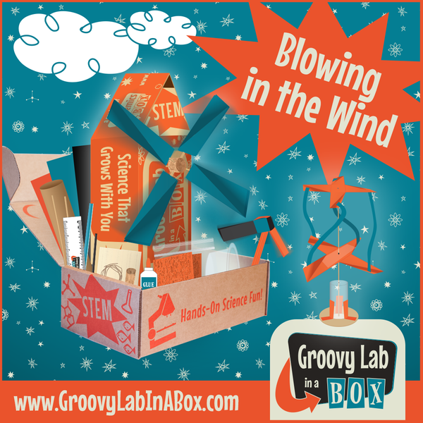 Groovy Lab in the Box - Blowing In The Wind