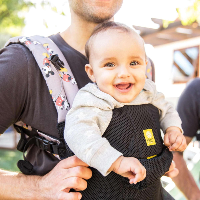 Lillebaby Carrier | Airflow Mickey Classic