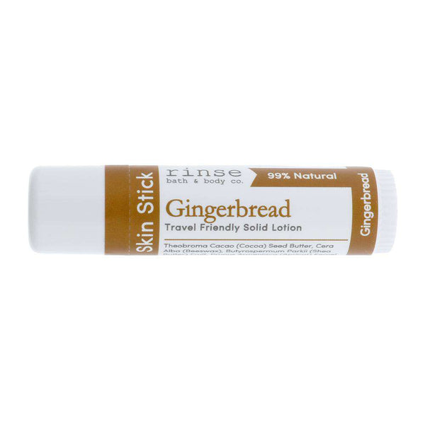 Rinse Bath Body Inc - Holiday Skin Stick - Gingerbread *final sale*