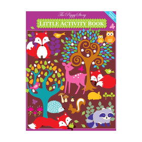 The Piggy Story - Fox & Woodland Animals Little Activity Book