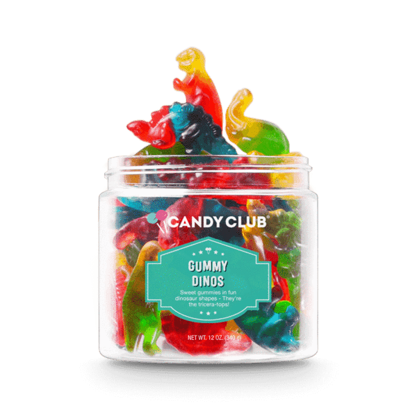Candy Club ~ Gummy Dinos