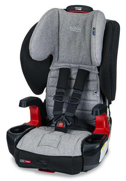 Britax | Frontier Clicktight Harness Booster ~ Nanotex