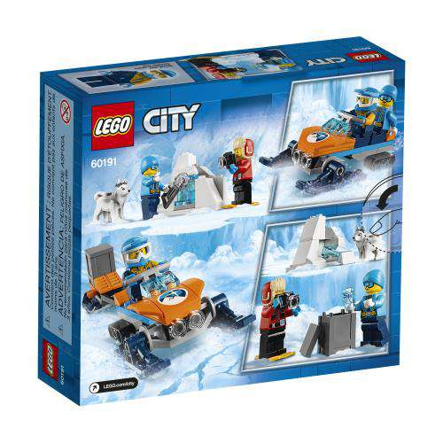 Lego City ~ Arctic Exploration Team