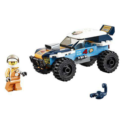 Lego City ~ Desert Rally Racer