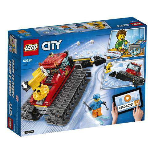 Lego City ~ Snow Groomer